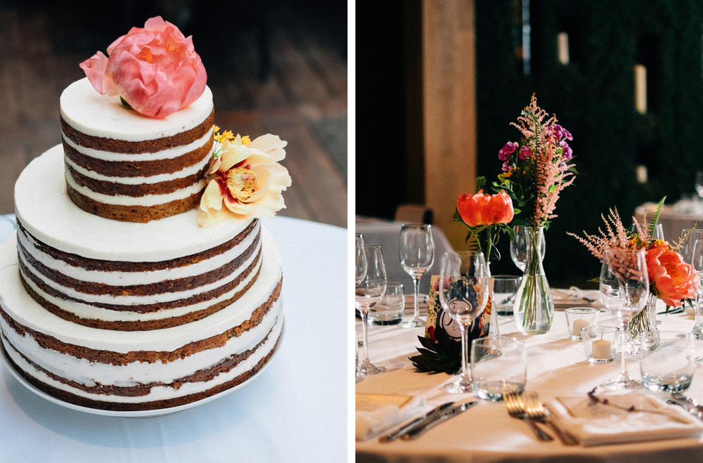 Montreal Bice restaurant wedding photos