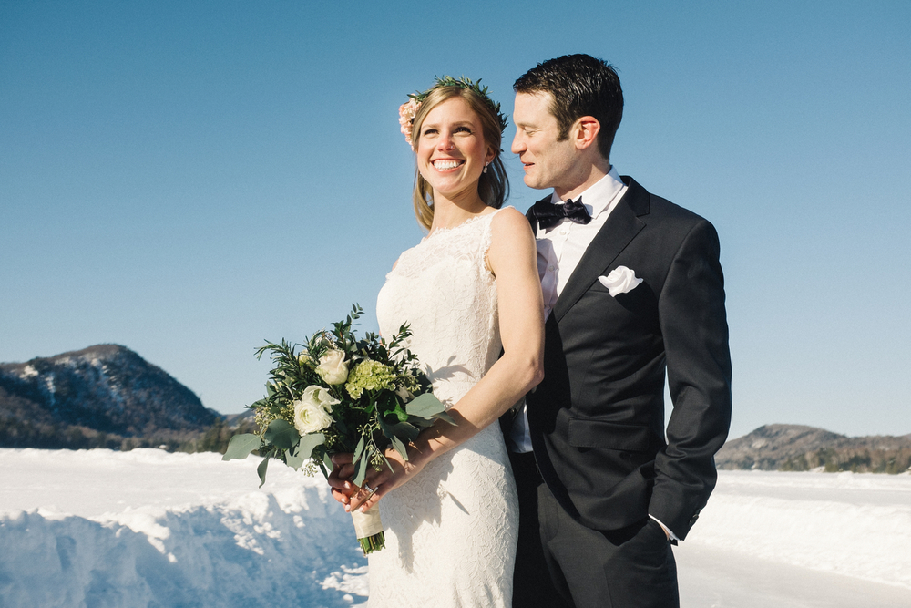 Mont Tremblant Wedding Photos
