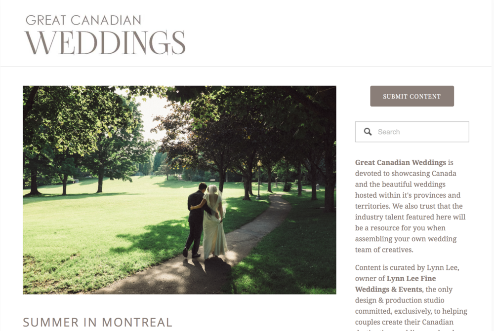 Montreal Wedding Photos at Bice Restaurant