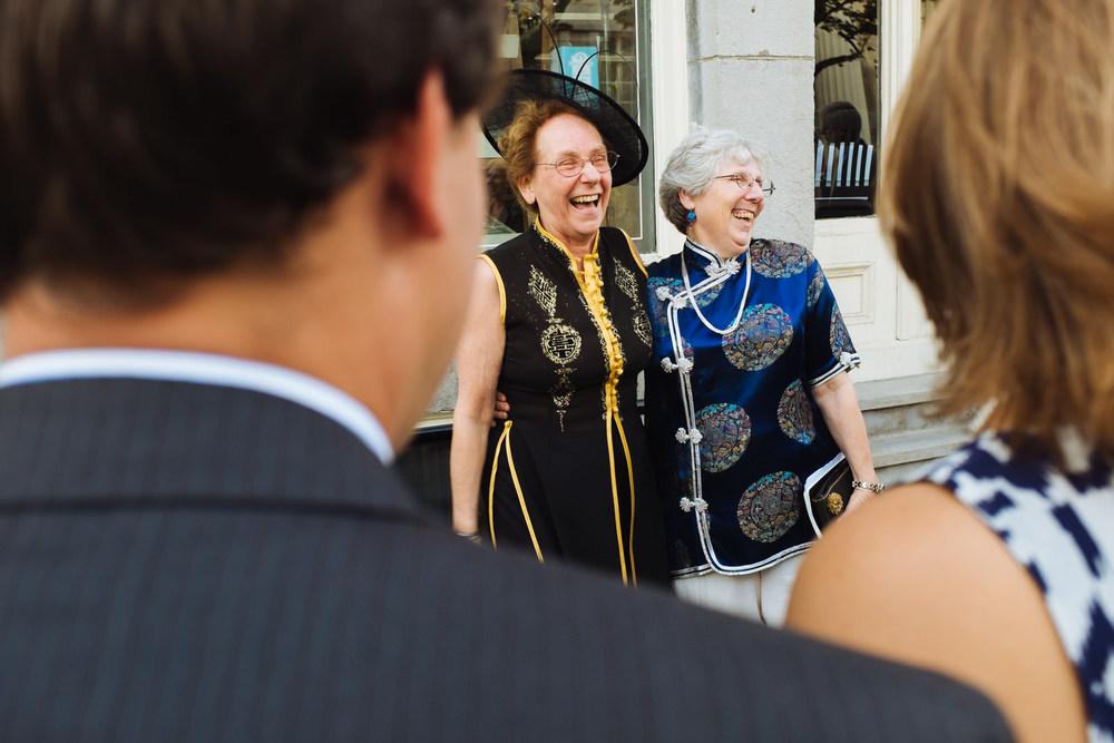 Chez L'Épicier wedding photos,