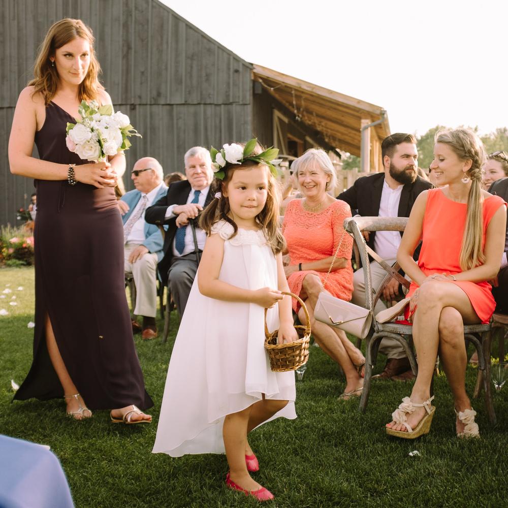 Flower girl portrait at Evermore Almonte Wedding.jpg