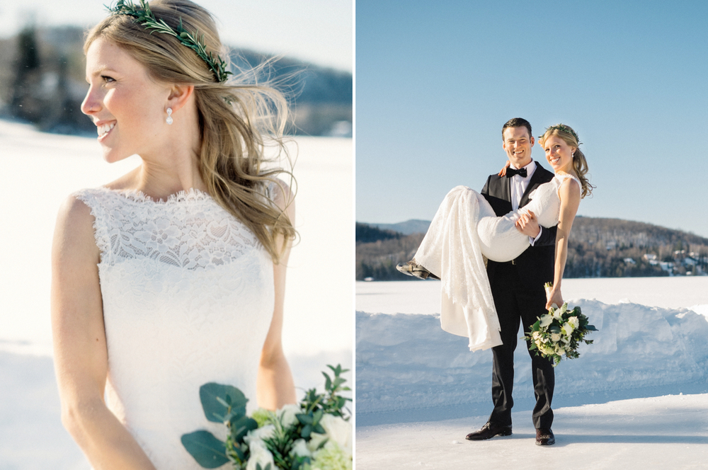Mont Tremblant winter wedding bridal photos.jpg