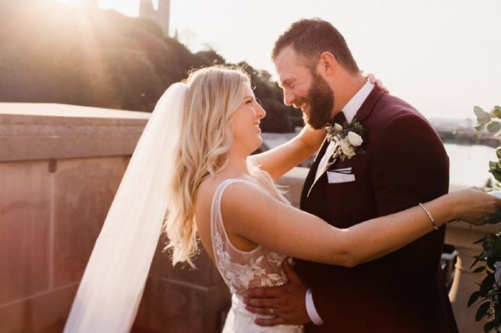 jessica and ken wedding