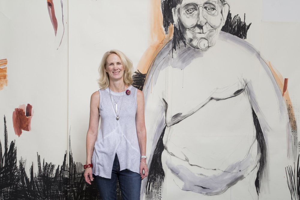 Ellen Goldschmidt with  Interloper