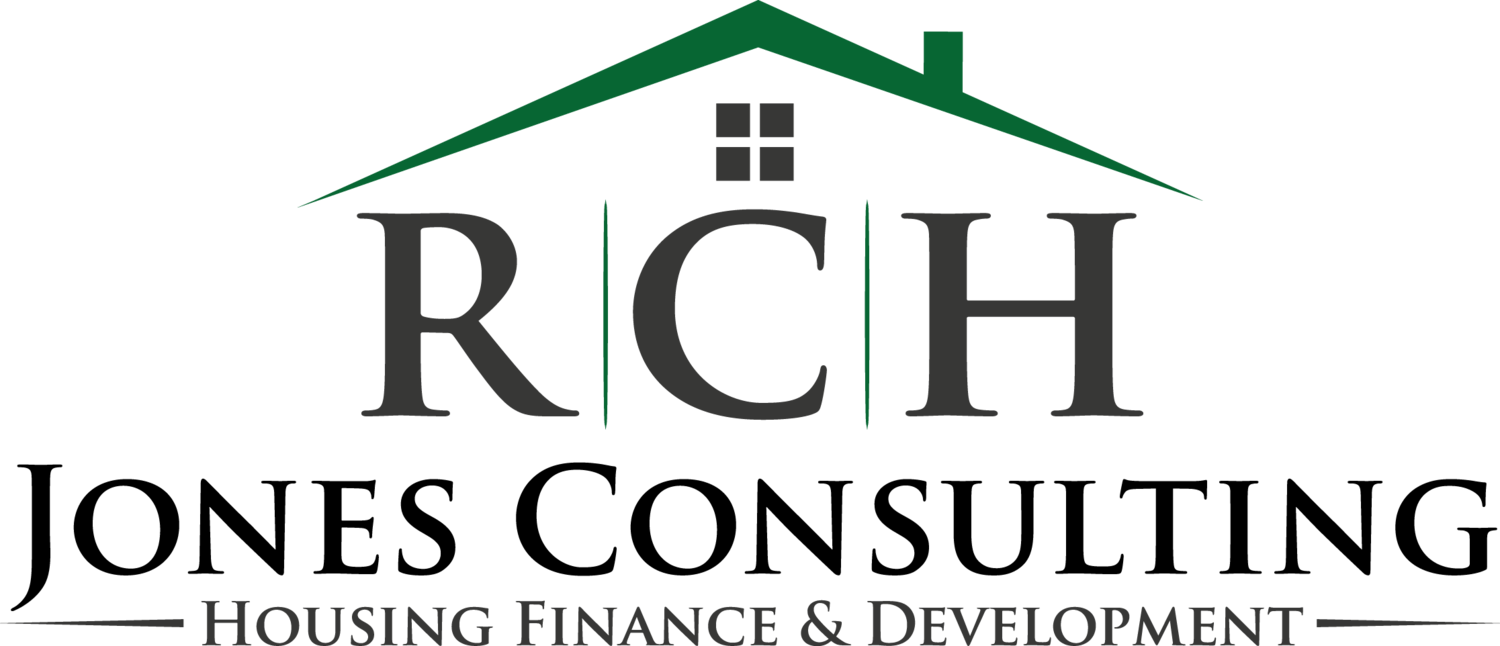 RCH Jones Consulting- Affordable Housing Advisors