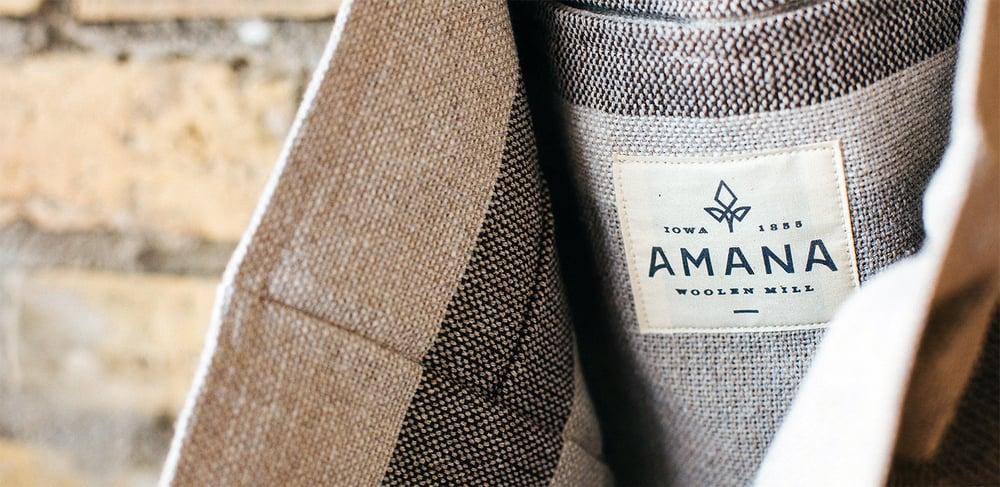 Amana Brand Design