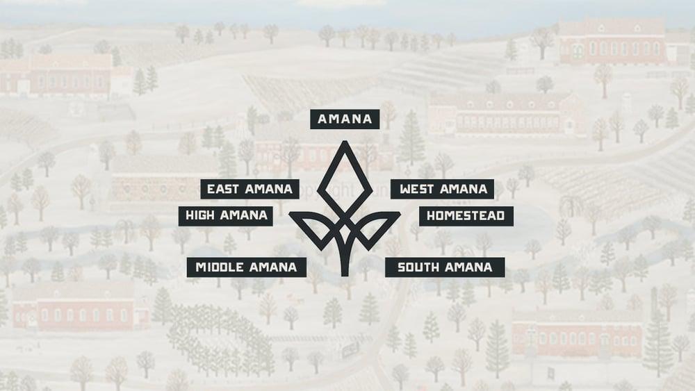 Amana Branding Story