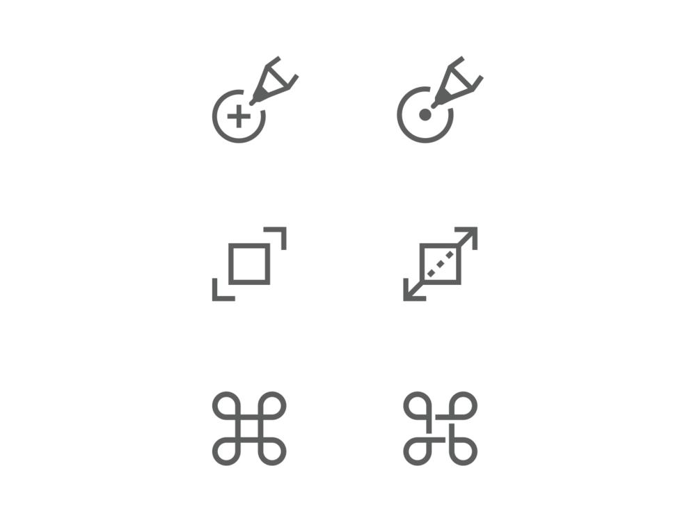 Astropad Iconography Design