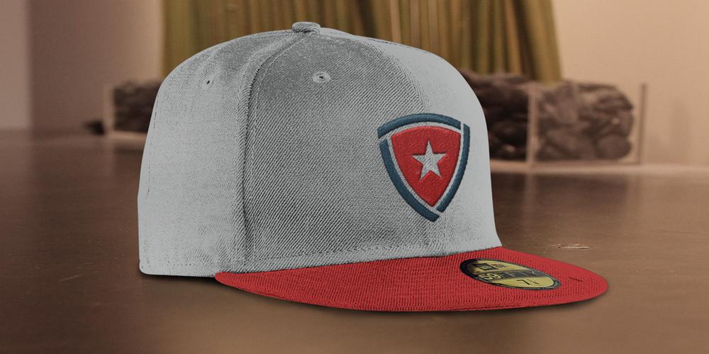 United Heroes League_Hat Branding