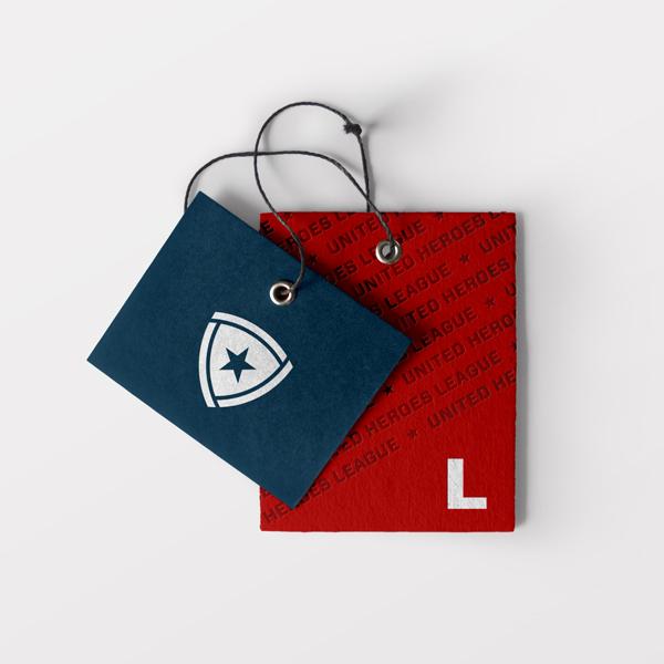 United Heroes League_Brand Identity Design 3
