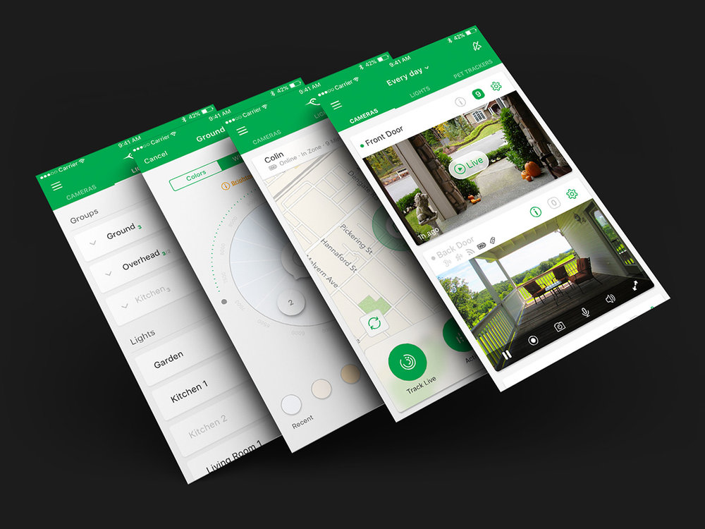 Arlo_Interface Designs