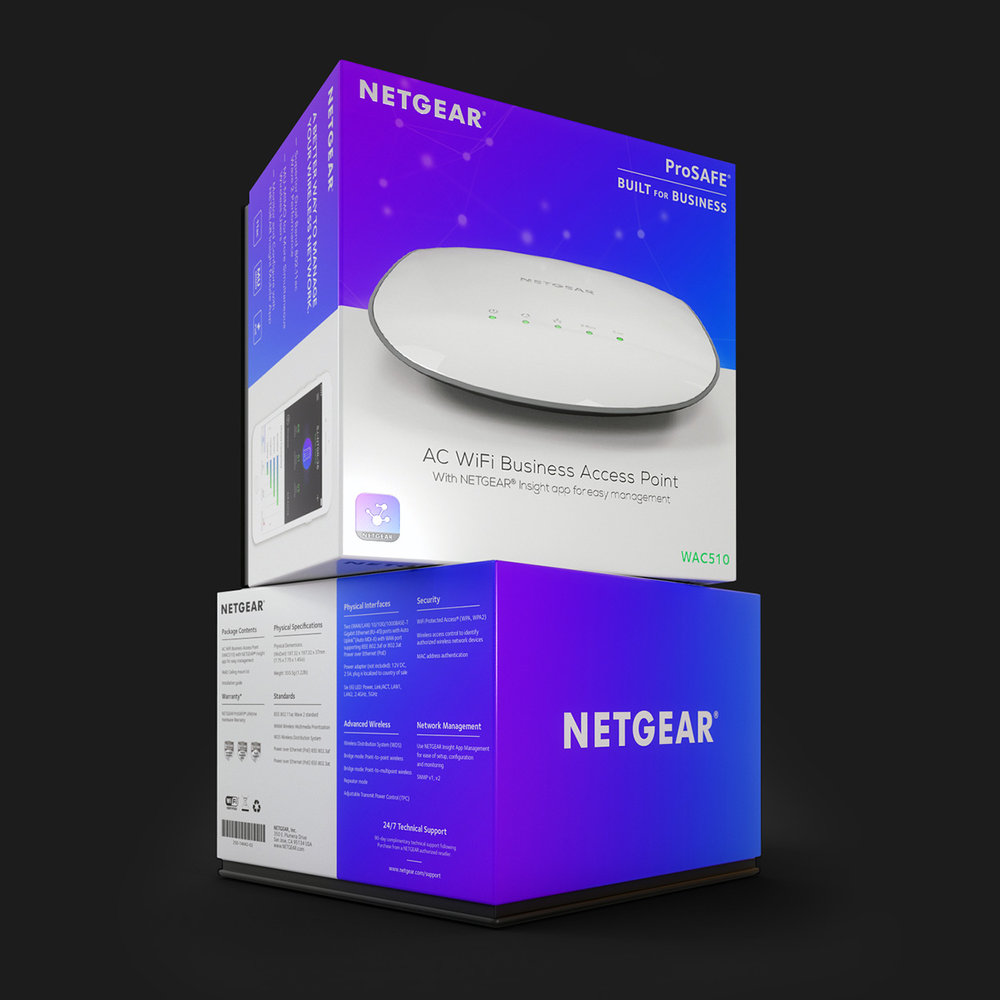 NETGEAR_Packaging Design