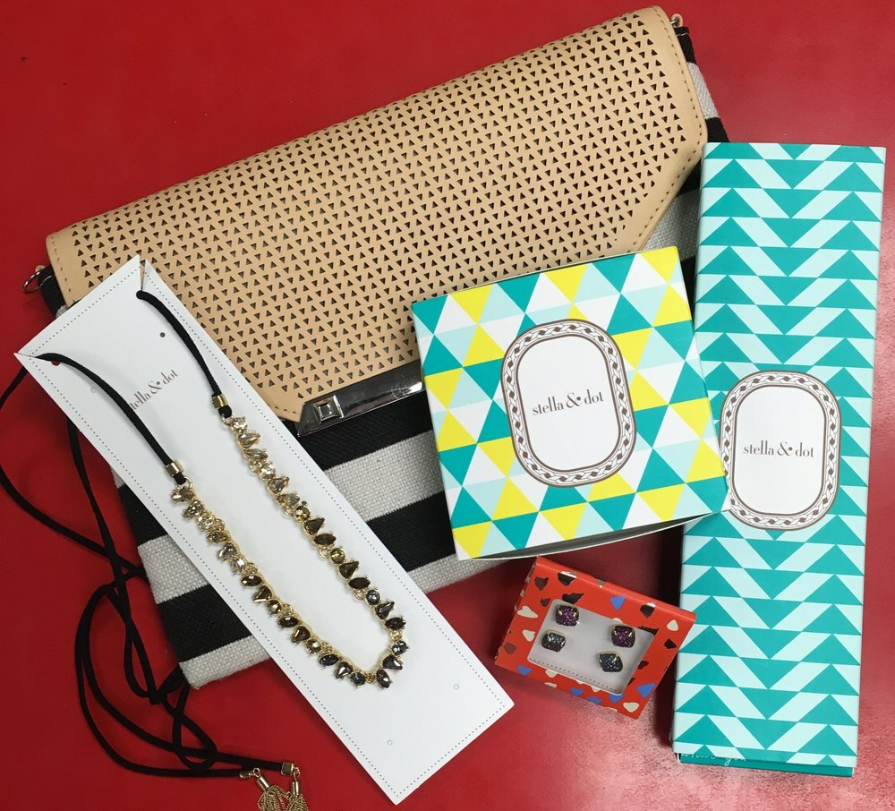 Stella & Dot accessory package