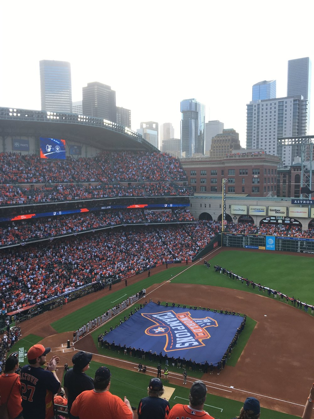 4 Insperity Club Tickets for June 5, Astros vs Mariners game