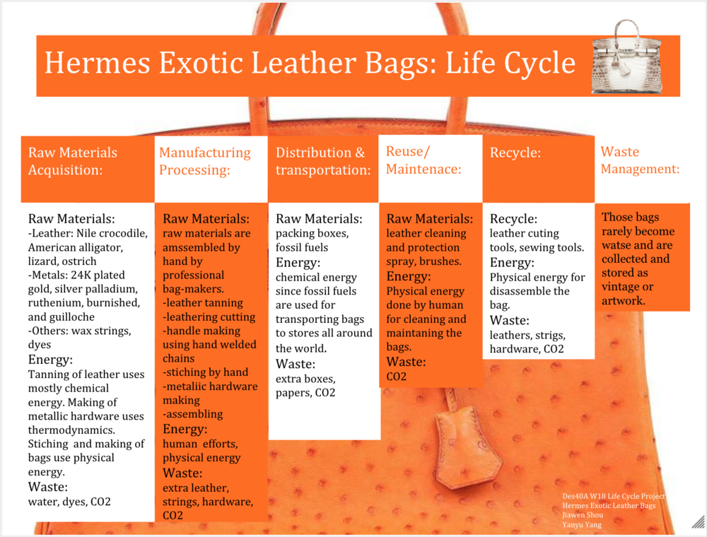 Hermes Exotic Bags