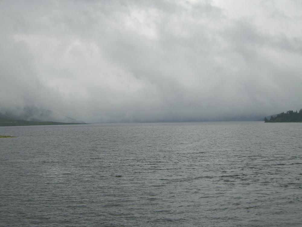 Belmeken Lake, Bulgaria by Gillham