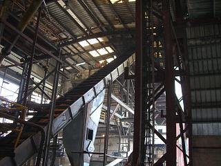 Bajan Rum factory by Gillham