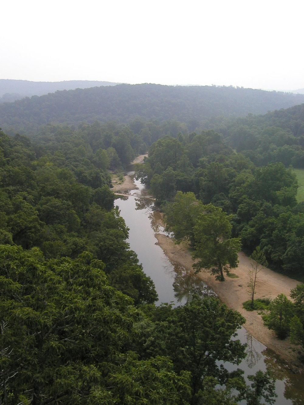 Bear Creek by Gillham