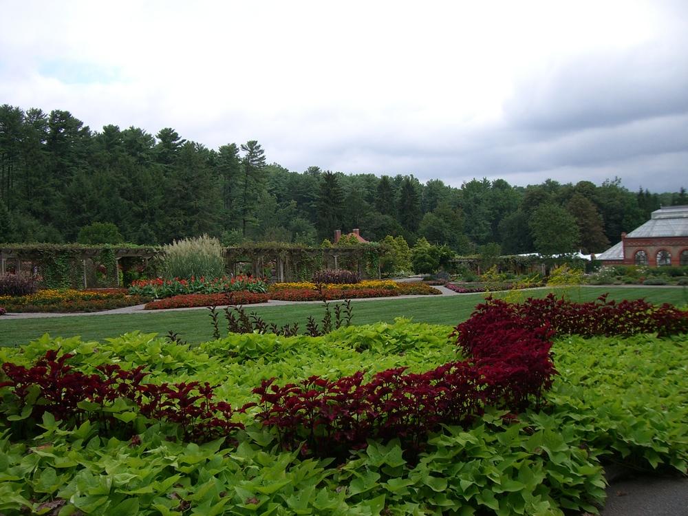 A Biltmore Garden by Gillham