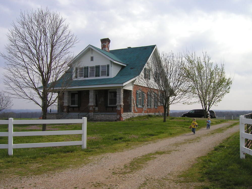 The Martin Farm near Bono, MO