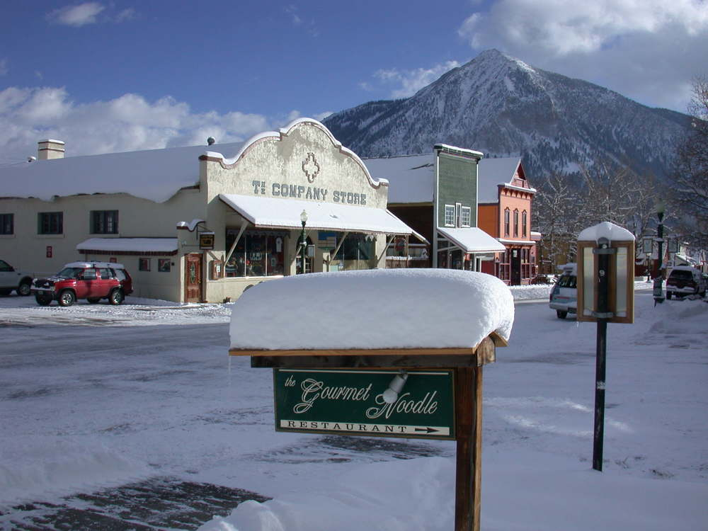 This is either Crested Butte, CO or Graford, TX. Can't recall which...