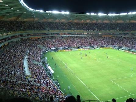 Futbol Stadium