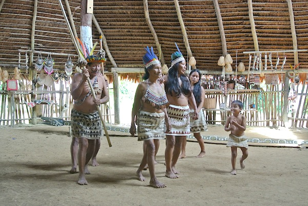 Amazon Community Visit