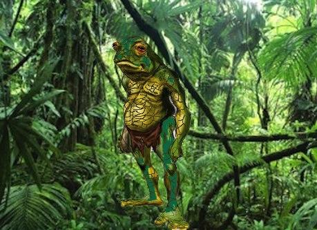 El Mayantu Legend