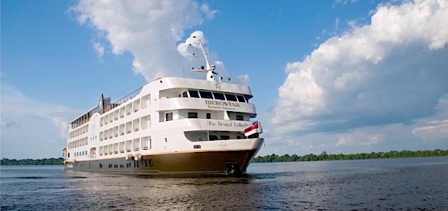 Iberostar cruise in Brazil