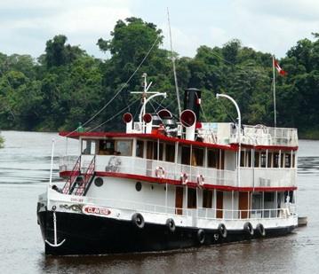 Clavero Cruise Vessel