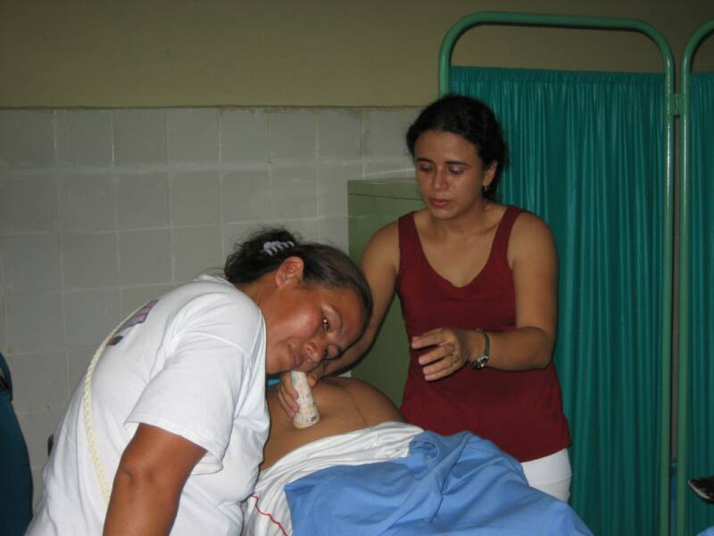 Healthcare in Peru's Amazon