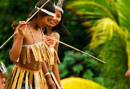 amazon tribal girls