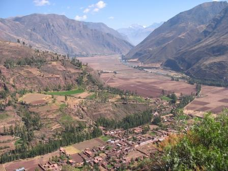 sacred valley tour day 1
