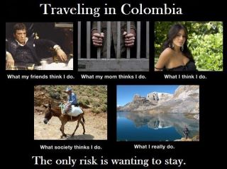 Colombia travel
