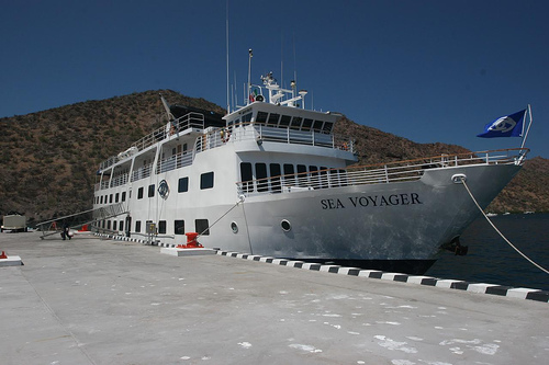 Expedition Ship- Sea Voyager