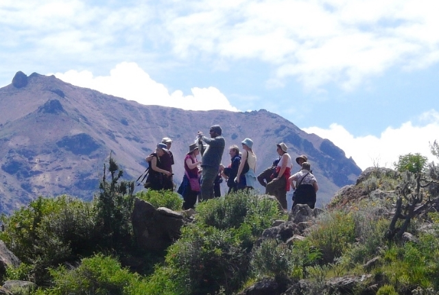 group sacred valley tour