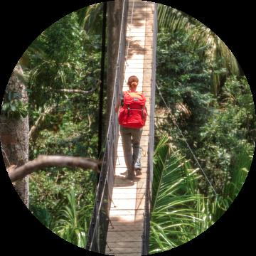 Testimonial Treehouse Lodge Peru
