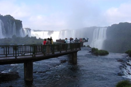 Rio and Iguazu Falls Tour Itinerary