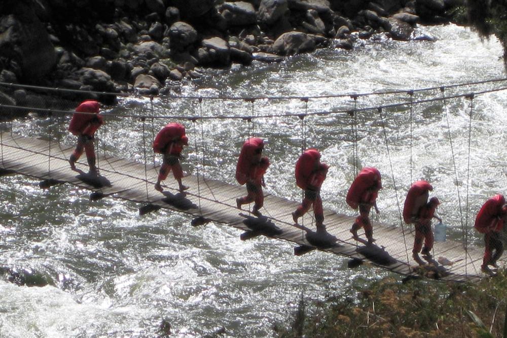 Inca Trail to Machu Picchu Trek