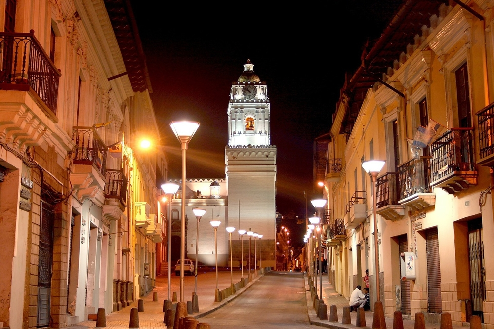 Quito tour
