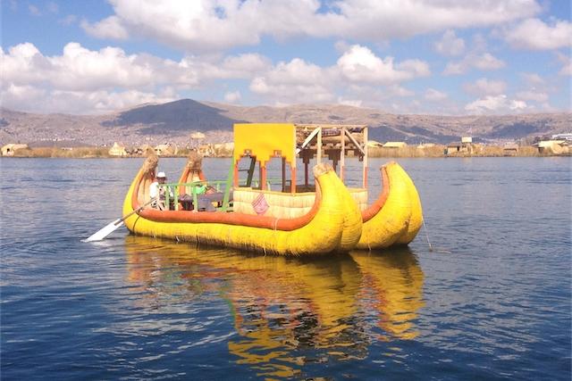 Lake Titicaca and Machu Picchu Tour