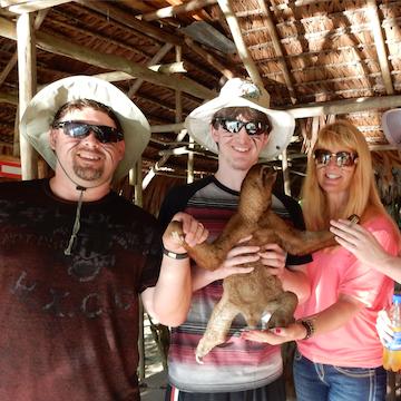 Bolivia Cruise family testimonial