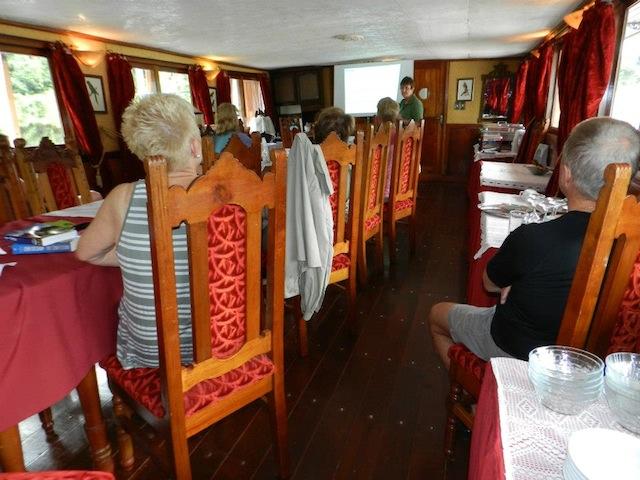 Ayapua cruise testimonial