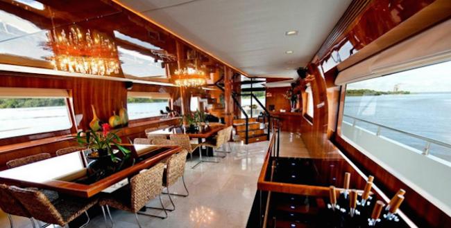 Amazon cruise charter