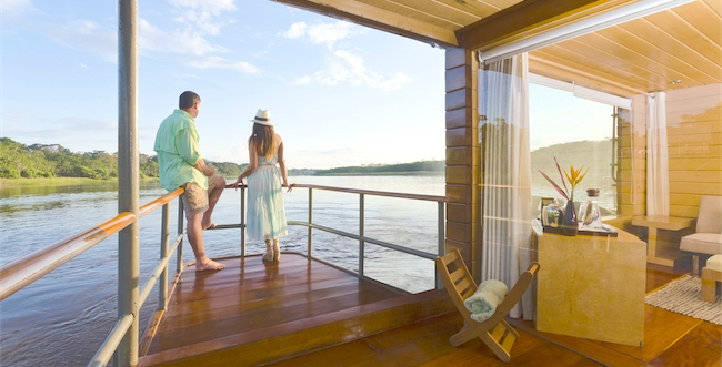 Amazon honeymoon Cruises