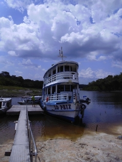 lo peix amazon cruise testimonial