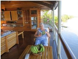 Delfin II amazon cruise testimonial