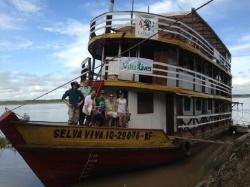 Selva Viva cruise testimonial