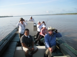 amazon river cruise testimonial
