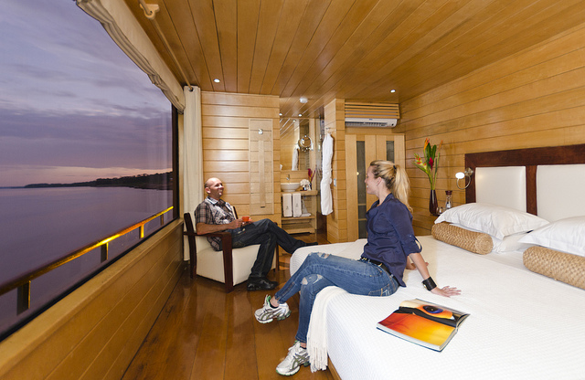 Delfin II Amazon Cruise Suite